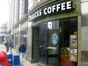 The Starbucks in chicago