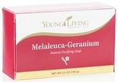 Melaleuca Geranium Bar Soap