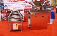 The SVP08-1 SINGLE PISTON BREAD DIVIDER and ASR ROUNDER