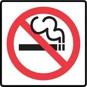 NO DEBES FUMAR