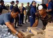Relief Efforts