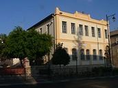המבנה הראשי של בית הספר