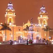 la catedral de lima