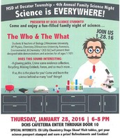 Science Night at DCHS