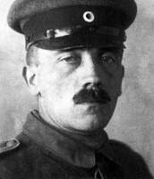 Hitler in World War I