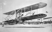 Model B airplane