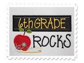 6th Grade Rocks!