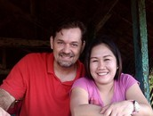 Dr. BernaLyn Baldonado and Missionary Pastor Ken Waggoner
