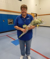 PASC Campus Teacher of the Year, Karen Bakely
