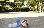 Sand Valleyball Court
