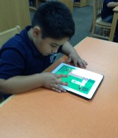 Using iPads in the Library