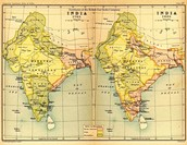 East India Trading Company's control over India