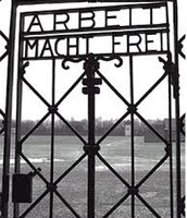 The Gate to the Concentration Camp