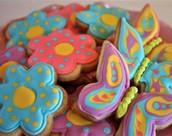 Spring Time Cookies!