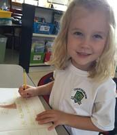 Junior Kindergraten Language Arts