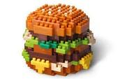 LEGO Cheese BUrger