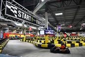 Destiny mall Arnolds go carts