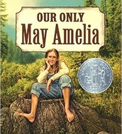 Newbery Honor - Our Only May Amelia