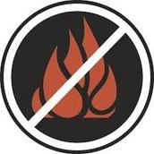 The Flame Retardant Symbol .