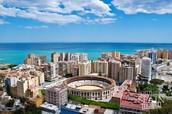 Málaga in Spain