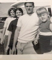 Judy, Mark, Mary, and Martha in 1967