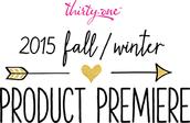 Product Premiere!