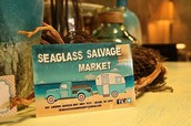 Spring has sprung at Seaglass Salvage Market!