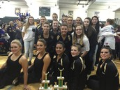 KnightLine at Lindbergh Competition