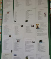 All About Me  - 6th Grade Writings