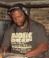 Celebrating the born day of Boogie Deep's founder Daniell Spencer.