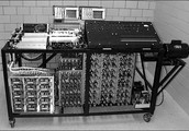 1937- First Electronic Computer