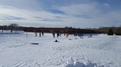 Great winter recess weather