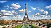 1st Attraction-Eiffel Tower