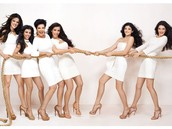 The Kardashians and The Jenners
