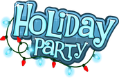 Holiday Party--December 18th at 8:15