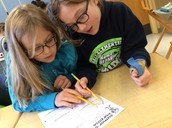 Working together on Author's Purpose