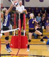 Volleyball vs Harrison