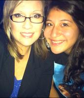 At the Drake Concert!