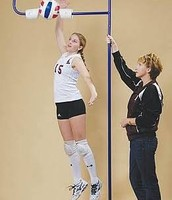 Spike Trainer for Volleyball