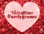 FRIENDSHIP CANDY-GRAMS