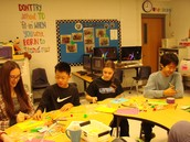 8th Grade -  Art/Creativity