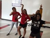 PE Dance Class
