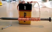 WHAT ARE ELECTROMAGNETS?