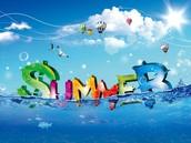 Summer Work Packets
