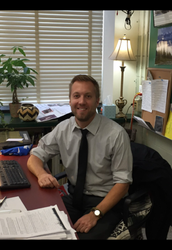Teacher of the Month: Matt Mitchell
