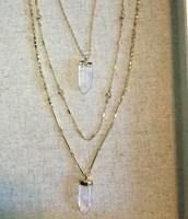 SOLD!  Aria Pendant $98 - sample price $45