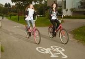 Biking In Finland