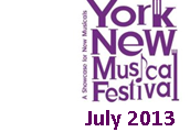York New Musical Festival 2013