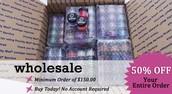 Glitties Wholesale