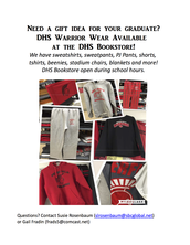 1st Posting - DHS Warrior Wear
